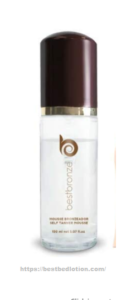 Clear Vegan Self-Tanning Mousse